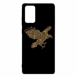 Чехол для Samsung Note 20 Eagle feather