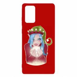 Чехол для Samsung Note 20 Elf girl
