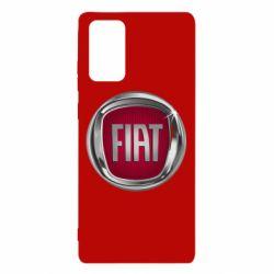 Чохол для Samsung Note 20 Emblem Fiat