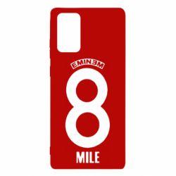Чехол для Samsung Note 20 Eminem 8 mile