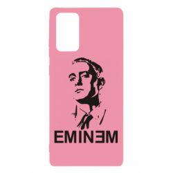 Чехол для Samsung Note 20 Eminem Logo