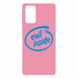 Чехол для Samsung Note 20 Evil Inside