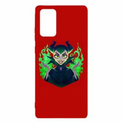 Чехол для Samsung Note 20 Evil Maleficent