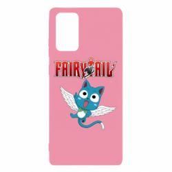 Чохол для Samsung Note 20 Fairy tail Happy