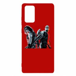 Чохол для Samsung Note 20 Falcon and Winter Soldier