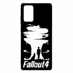 Чехол для Samsung Note 20 Fallout 4 Art
