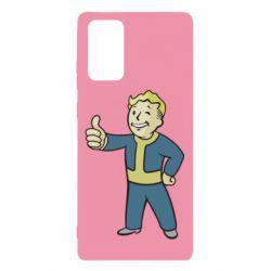 Чехол для Samsung Note 20 Fallout Boy