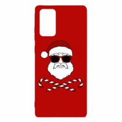Чохол для Samsung Note 20 Fashionable Santa