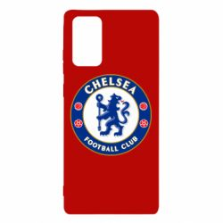Чехол для Samsung Note 20 FC Chelsea
