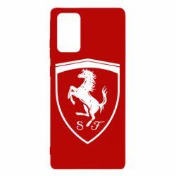 Чохол для Samsung Note 20 Ferrari horse