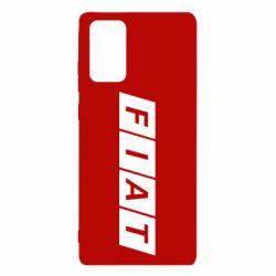 Чехол для Samsung Note 20 Fiat