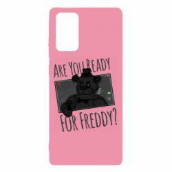 Чехол для Samsung Note 20 Five Nights at Freddy's 1