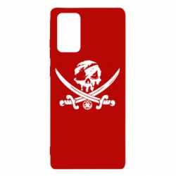 Чохол для Samsung Note 20 Flag pirate