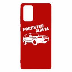 Чехол для Samsung Note 20 Forester Mafia