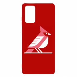 Чохол для Samsung Note 20 Geometric Bird