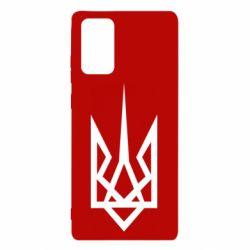 Чехол для Samsung Note 20 Герб України загострений