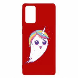 Чохол для Samsung Note 20 Ghost Unicorn