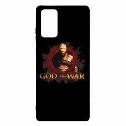 Чохол для Samsung Note 20 God of War