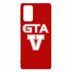 Чехол для Samsung Note 20 GTA 5