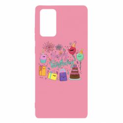 Чохол для Samsung Note 20 Happy Birthday