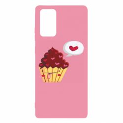 Чохол для Samsung Note 20 Happy cupcake