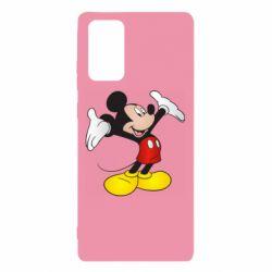 Чохол для Samsung Note 20 Happy Mickey Mouse