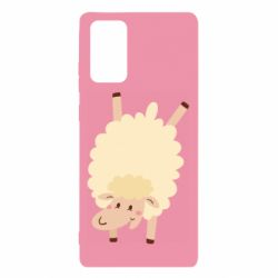 Чохол для Samsung Note 20 Happy sheep