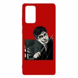 Чехол для Samsung Note 20 Harry Potter