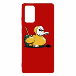 Чохол для Samsung Note 20 Hockey duck
