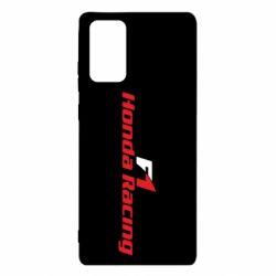 Чехол для Samsung Note 20 Honda F1 Racing