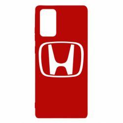 Чехол для Samsung Note 20 Honda Logo