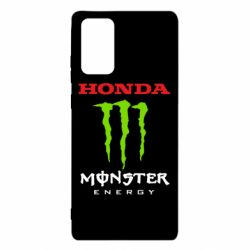 Чехол для Samsung Note 20 Honda Monster Energy