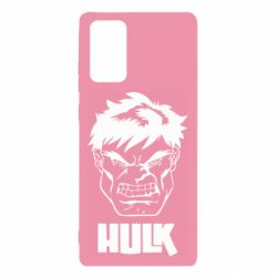 Чохол для Samsung Note 20 Hulk face