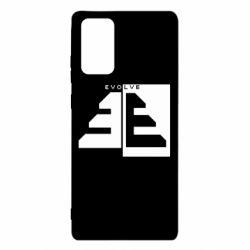 Чохол для Samsung Note 20 Imagine dragons: Evolve