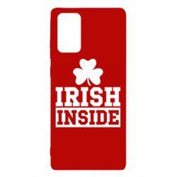 Чехол для Samsung Note 20 Irish Inside