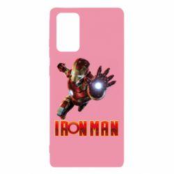 Чохол для Samsung Note 20 Iron Man 2