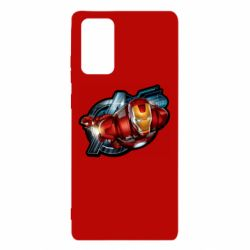 Чохол для Samsung Note 20 Iron Man and Avengers