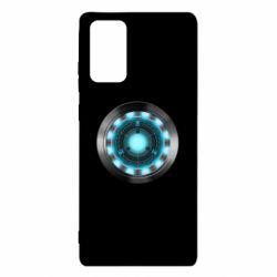 Чехол для Samsung Note 20 Iron Man Device