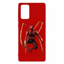 Чохол для Samsung Note 20 Iron man spider