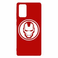 Чохол для Samsung Note 20 Iron man symbol