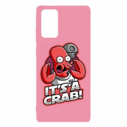 Чохол для Samsung Note 20 It's a crab!