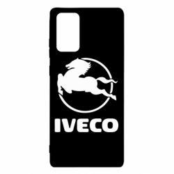 Чехол для Samsung Note 20 IVECO