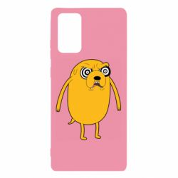 Чохол для Samsung Note 20 Jake from  Adventure Time