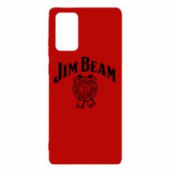 Чохол для Samsung Note 20 Jim Beam logo