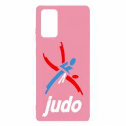 Чохол для Samsung Note 20 Judo Logo