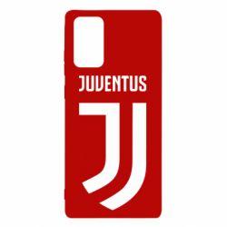 Чехол для Samsung Note 20 Juventus Logo