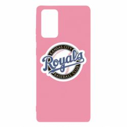 Чохол для Samsung Note 20 Kansas City Royals