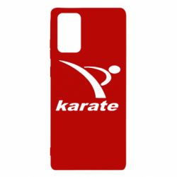Чехол для Samsung Note 20 Karate