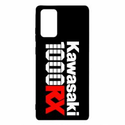 Чохол для Samsung Note 20 Kawasaki 1000RX