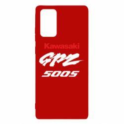 Чохол для Samsung Note 20 Kawasaki GPZ500S